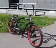 Велочоппер Micargi Bicycles Royal Ranger