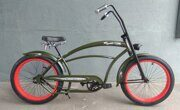 Micargi Royal Fatboy Green 2 speed велочоппер